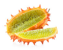 Kiwano melons Stock Photos