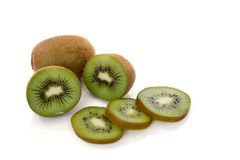 Kiwi_01 Stock Photos