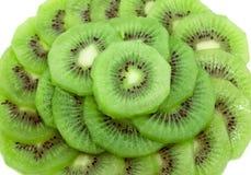 kiwi 03 owocowej serii Obrazy Stock