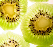 Kiwi. Fruit salad Royalty Free Stock Photos