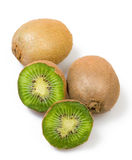Kiwi. Isolated on white background Royalty Free Stock Image