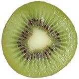Kiwi. Slice royalty free stock image