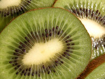 Kiwi. Slices of kiwi Stock Photo
