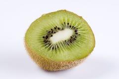 Kiwi. Isolated slice of kiwi on white background Stock Image