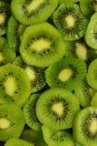 Kiwi. This is a closeup shot of kiwi slices, like nice background Stock Image
