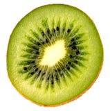 Kiwi. Fruit on white background Stock Images