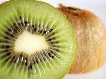 Kiwi. A fresh kiwi from the supermarket Royalty Free Stock Image