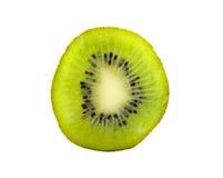Kiwi. Slice of kiwi isolated on white background Stock Photo