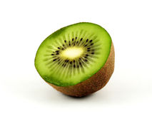 Kiwi 2. Close up of a Kiwi fruit stock photo