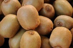 Kiwi. Close up of the fresh kiwi fruits Royalty Free Stock Photos