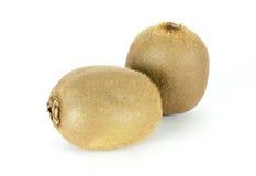 Kiwi. Fruit on a white background Stock Image