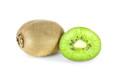 Kiwi. Fruit on a white background Royalty Free Stock Images