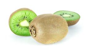 Kiwi. Fruit on a white background Stock Photography