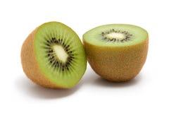 Kiwi. Fruit on white background Royalty Free Stock Photography