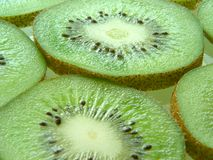 Kiwi 4. Some kiwi slices stock images