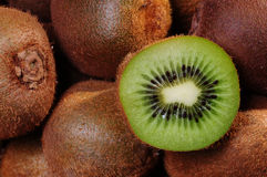 Kiwi. Fruit on a background royalty free stock image