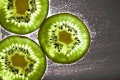 Kiwi Stockbild