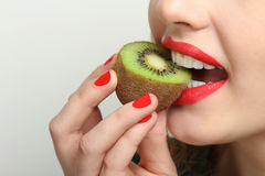 Kiwi Royaltyfria Bilder