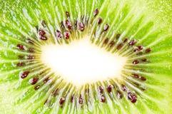Kiwi. As a background, macro Stock Photos