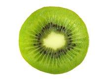 Kiwi affettato Fotografie Stock Libere da Diritti