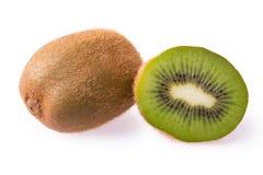 Kiwi affettato maturo del ‹del †del ‹del †Fotografie Stock Libere da Diritti