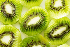 Kiwi as background Stock Images