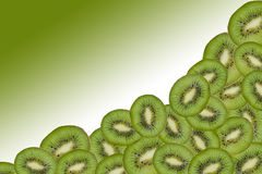 Kiwi background Royalty Free Stock Image