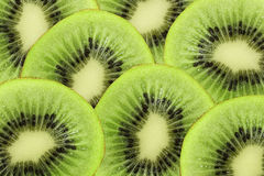 Kiwi background Stock Photo