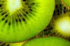 Kiwi background Royalty Free Stock Photography