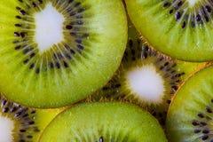 Kiwi background Stock Photo