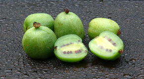 Kiwi berries Royalty Free Stock Photography