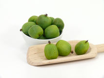 Kiwi berries Stock Images