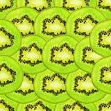 Kiwi bezszwowy tło Zdjęcie Royalty Free