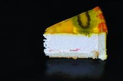 Kiwi cake. Royalty Free Stock Photo