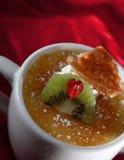 Kiwi Caramel Drink Stock Photos