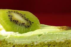Kiwi cake. Royalty Free Stock Photography