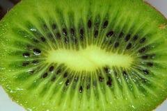 Kiwi close up Stock Photography