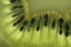 Kiwi closeup Stock Image