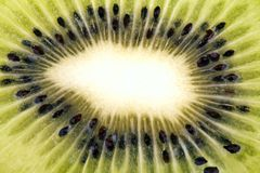 Kiwi closeup Royalty Free Stock Image