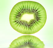 Kiwi closeup Royalty Free Stock Photo