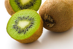 Kiwi closeup Stock Photography