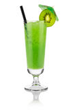 Kiwi cocktail Royalty Free Stock Photography