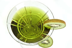 Kiwi cocktail Stock Photos