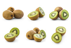 Kiwi collage Stock Photos