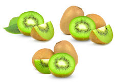 Kiwi collection Royalty Free Stock Photography
