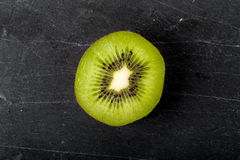 Kiwi Cutaway Lizenzfreie Stockfotografie