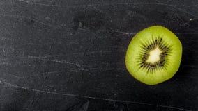 Kiwi Cutaway Stockfotos