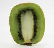 kiwi cutted Images libres de droits