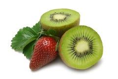 Kiwi de fraise Photos libres de droits