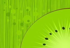 kiwi della frutta Fotografia Stock Libera da Diritti